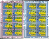Cept Aserbaidschan 2000 KB oo