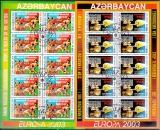 Cept Aserbaidschan 2003 KB oo
