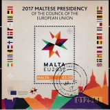 ML - Malta Block 2017 oo