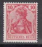 Deutsches Reich Mi.-Nr. 86 I a ** gepr.