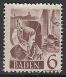 Baden Mi.-Nr. 15 G **