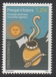 sp. Andorra Mi.-Nr. 448 **