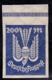 Deutsches Reich Mi.-Nr. 267 U *
