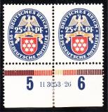 Deutsches Reich Mi.-Nr. 400 HAN *