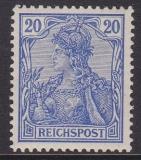 Deutsches Reich Mi.-Nr. 54 b * gepr.