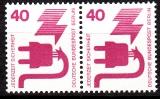 Berlin Mi.-Nr. 407 Paar **
