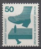 Berlin Mi.-Nr. 408 A R d **