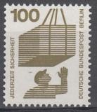 Berlin Mi.-Nr. 410 A R d **