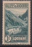 frz. Andorra Mi.-Nr. 39 *