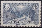 frz. Andorra - Mi.-Nr. 25 oo