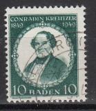 Baden Mi.-Nr. 53 oo