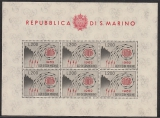 CEPT - San Marino 1962 ** linbogen