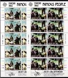 CEPT Großbritannien - Jersey 1980 oo KB