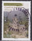 CEPT - Andorra frz. 2017 oo