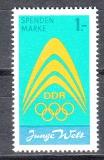 DDR Spendenmarken I **