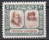 Liechtenstein-Mi.-Nr. 107 A Neugummi