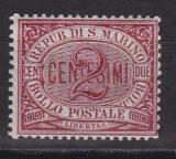 San Marino-Mi.-Nr. 26 *