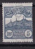 San Marino-Mi.-Nr. 45 *