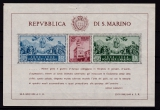 San Marino - Block 4 A *
