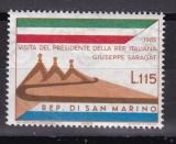 San Marino - Mi. Nr. 849 **