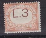 San Marino Porto Mi.-Nr. 25 *