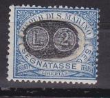 San Marino Porto Mi.-Nr. 44 *