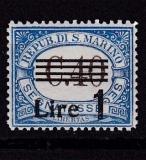 San Marino Porto Mi.-Nr. 59 *