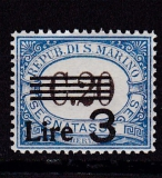 San Marino Porto Mi.-Nr. 63 *
