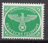 Deutsches Reich Feldpost Mi.-Nr. 4 **