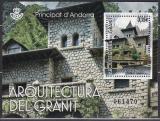 sp. Andorra Mi.-Nr. Block 14 **