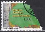 sp. Andorra Mi.-Nr. 454 oo