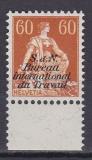 Schweiz (BIT/ILO) Mi. Nr. 9x **