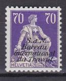 Schweiz (BIT/ILO) Mi. Nr. 20z **
