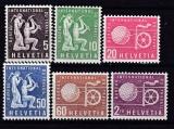 Schweiz (BIT/ILO) Mi. Nr. 94/99 **
