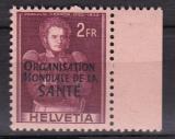 Schweiz (OMS/WHO) Mi.Nr. 22 **