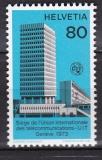 Schweiz (UIT/ITU) Mi.Nr. 10 **