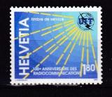 Schweiz (UIT/ITU) Mi.Nr. 15 **
