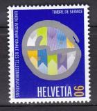Schweiz (UIT/ITU) Mi.Nr. 18 **