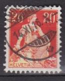 Schweiz  Mi. Nr. 102x oo