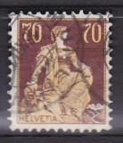 Schweiz  Mi. Nr. 108x oo