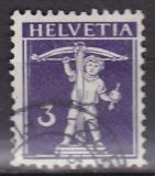 Schweiz  Mi. Nr. 112 II oo