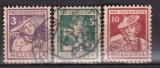 Schweiz  Mi. Nr. 130/32 oo