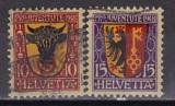 Schweiz  Mi. Nr. 143/44 oo
