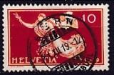 Schweiz  Mi. Nr. 147 oo