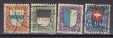 Schweiz  Mi. Nr. 175/78 oo