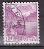 Schweiz  Mi. Nr. 299z II oo
