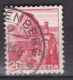 Schweiz  Mi. Nr. 327z oo