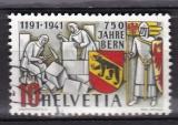 Schweiz  Mi. Nr. 398 oo