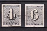 Schweiz  Mi. Nr. 417/18  oo