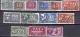 Schweiz  Mi. Nr. 447/59  oo